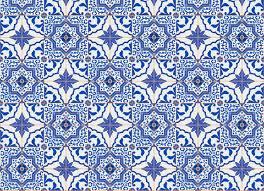 Portuguese Tiles Kitchen - azulejos atrafloor