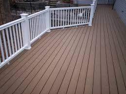 composite decking builds awesome decks st louis decks screened