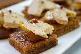 canap foie gras les foies gras de délices d
