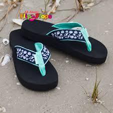 seashell flip flops classic tidewater flip flops all about flip flops