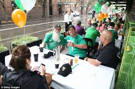 st patrick u0027s day 2016 parade cancelled in sydney but irish in
