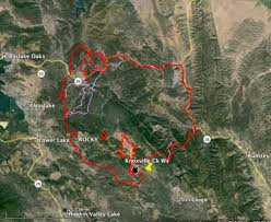 Wildfires California September 2015 by August 2015 U2013 Page 16 U2013 Wildfire Today