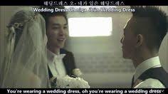 wedding dress lyrics hangul taeyang wedding dress eng subs romanization hangul kpop eng