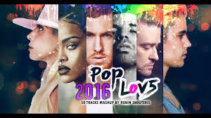 Mash Up Songs Poplove 5 Mashup Of 2016 By Robin Skouteris 50 Songs