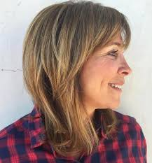 long hairstyles with bangs for women over 40 75 amazing hairstyles for any woman over 40 style easily