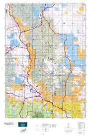 Colorado Map Images by Colorado Gmu 57 Map Mytopo