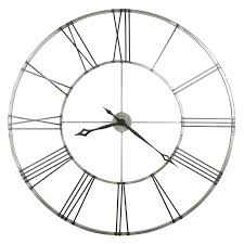 wall ideas extra large black and white wall clock large black