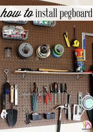 How To Organize A Garage 38 Borderline Genius Ways To Organize Your Garage