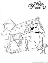 clifford coloring pages ford largeprint hide and seek coloring page free clifford the