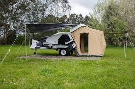 Slide Out Awnings For Travel Trailers 5 Cool Camper Trailers You Can Order Right Now Curbed