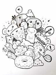 birthday doodle by poppincustomart deviantart com on deviantart