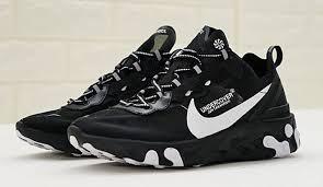 Nike React undercover x nike react element 87 aq1813 001 aq1813 339 aq1813 001