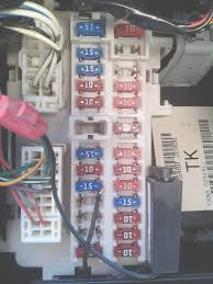 2006 nissan altima fuse box location wiring diagrams