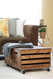 charming wooden storage ottoman best images about storage on
