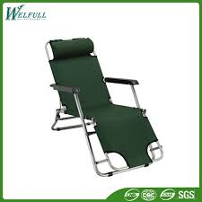 Reclining Folding Chair With Footrest Fashion Modeling Folding Portable Reclining Chair With Footrest