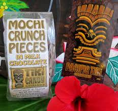 review tiki bar candy tasty island before try the tiki bar candy chocolate bars first let mochi crunch pieces milk since ucone these kids are