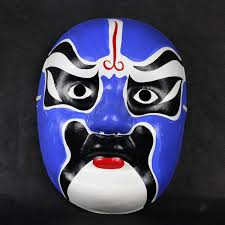 masquerade masks mens aliexpress buy ethnic beijing opera party mask masquerade