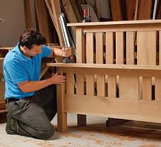Woodworking Plans Platform Bed Free by 16 Best Beds Images On Pinterest Craftsman Furniture Bedroom