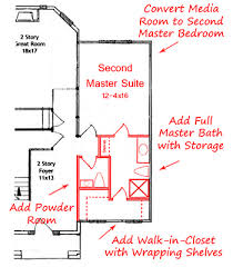 houses with two master bedrooms absolutely design second mastersuite house plans 11 homes with two