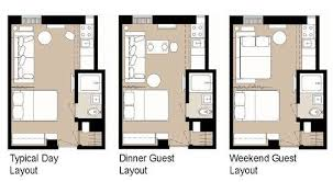 studio layouts 20ftx24ft cabin or studio apartment layout compact living spaces