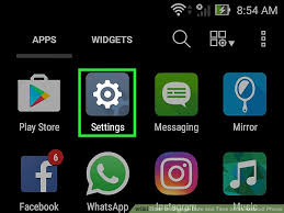phone settings android how to change date and time on an android phone 7 steps
