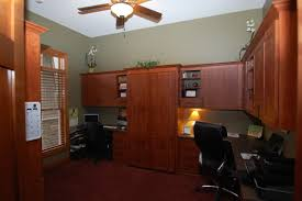 Home Office Double Desk Office Closet Walk In Closet Custom Closets Twin Cities
