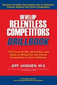 jeff janssen books develop relentless competitors drillbook malaysia online bookstore