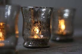 mercury tea light holders mercury silvered tea light holders the wedding of my dreams blog