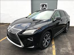 lexus hybrid 2017 2017 lexus rx 350 375 la leasing