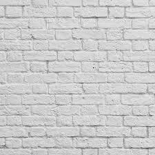 home design white brick wallpaper furniture decorators