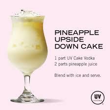 pineapple upside down cake recipe uv vodka recipes vodka