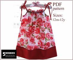 tutorial u2013 pillowcase dress using fat quarters the mother huddle