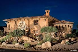 italian architecture homes medieval masterpiece italian inspired gothic villa in scottsdale