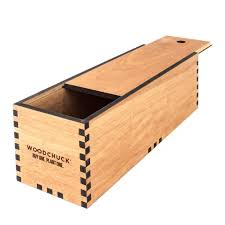 wooden wine box personalized wine gift boxes woodchuck usa