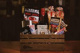 birthday baskets for him gift baskets for men birthday anyday thebrobasket
