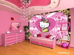 hello kitty bedroom decor hello kitty theme bedroom decorating decorations dma homes 1962
