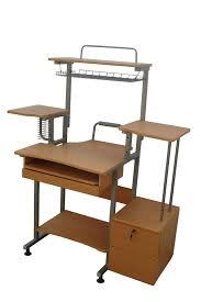 steel wooden computer table office furniture shop for sale in