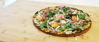 round table pizza gluten free gluten free pizza with organic shrimp white willow subscription box