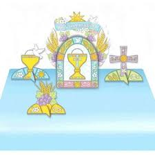 communion decorations eucharistic symbols communion decorations with balloons