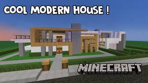 simple modern house minecraft maps youtube