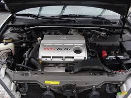 Camry Engine Specs 2003 Toyota Camry Le V6 3 0 Liter Dohc 24 Valve V6 Engine Photo