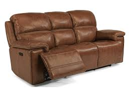 Reclining Sofa And Loveseat Flexsteel Latitudes Fenwick Power Reclining Sofa With Power Tilt