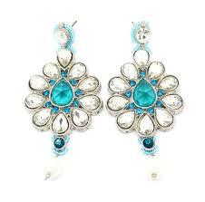 Chandelier Earrings Etsy 28 Best Jhumka Earrings Images On Pinterest Indian Earrings
