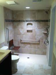 euro style shower with folding bath bench arvada co accessible