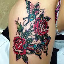 leg flower butterfly by marc nava