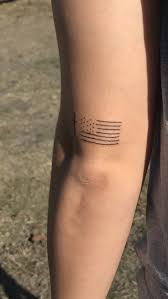 Black Flag Tattoos The 25 Best American Flag Tattoos Ideas On Pinterest American