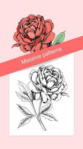 flowers coloring books android apps google play