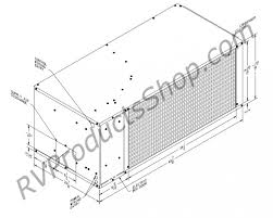 2 two ton plus basement air conditioner w hp 24 000 btu 46515 811