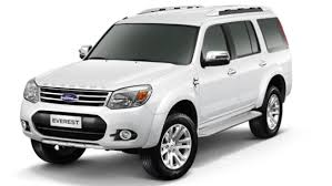 Ford Everest Facelift Ford Everest Mk3 Facelift 2013 Exterior Image In Malaysia