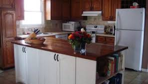 how to make a wood countertop home on 129 acres